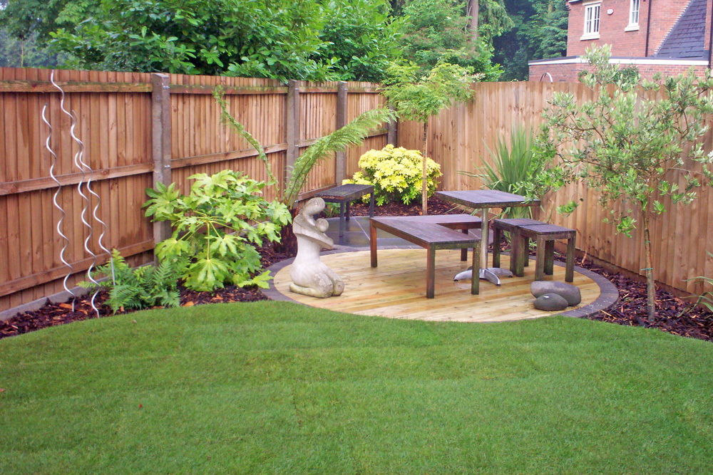 Garfield Close Garden
