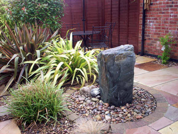 Glover Court Garden