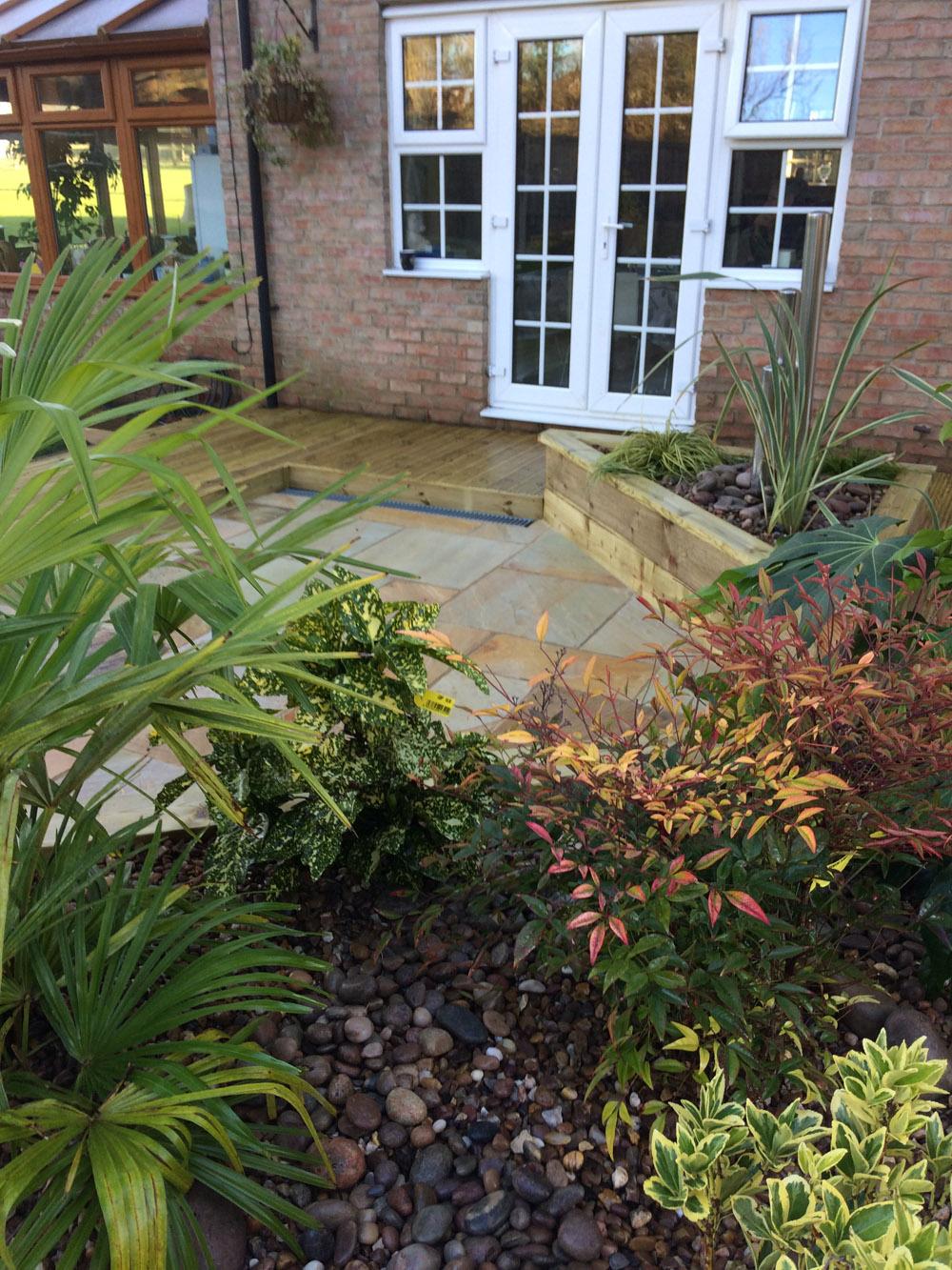 Home Farm Close Gardens